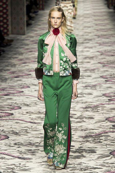 Модные тренды с цветами — весна 2016