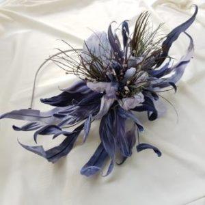 павлиньи перья для украшения цветка из шелка картинка