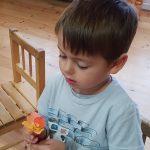 цветок мака из шелка изготовление с детьми