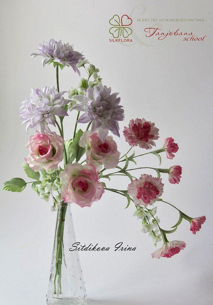 Irina-Sitdikova-silk-flowers-buket-2