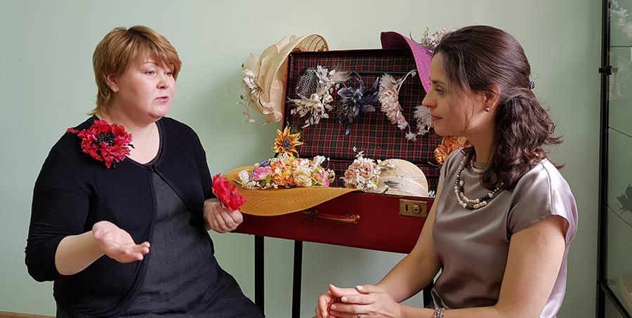 Полина Кузнецова и Анна Ушакова