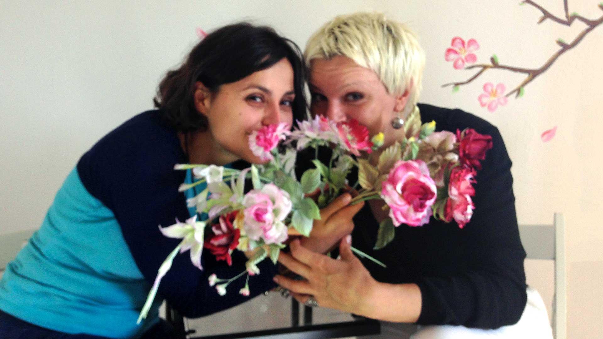 Кто-то из счастливчиков выиграет «Базовый курс шелковой флористики Tanjobana» И почему-то это не Вы.