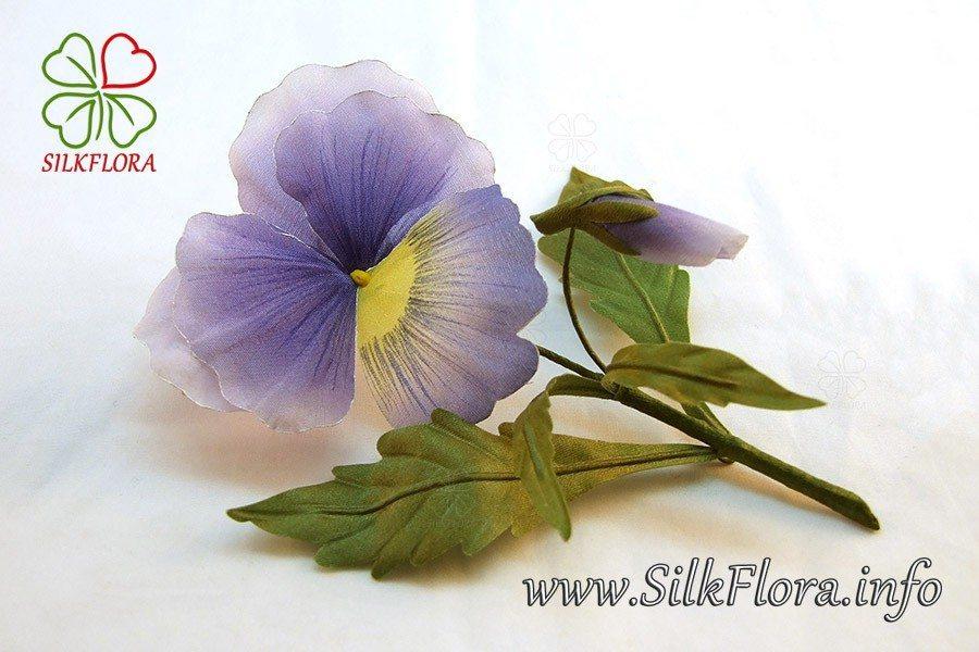 Открыто цветы из шелка мегакомплект