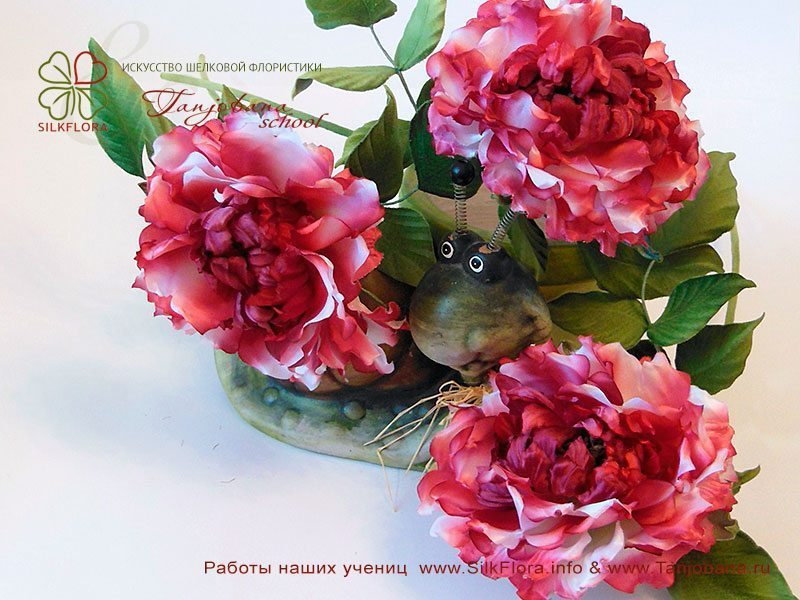 Работа Марины Андреевой