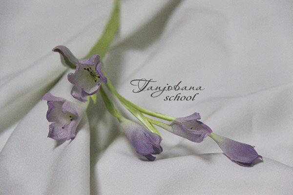 Цветы из базового курса Tanjobana