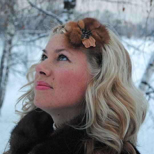 Преподаватель школы SilkFlora - Надежда Давыдкина