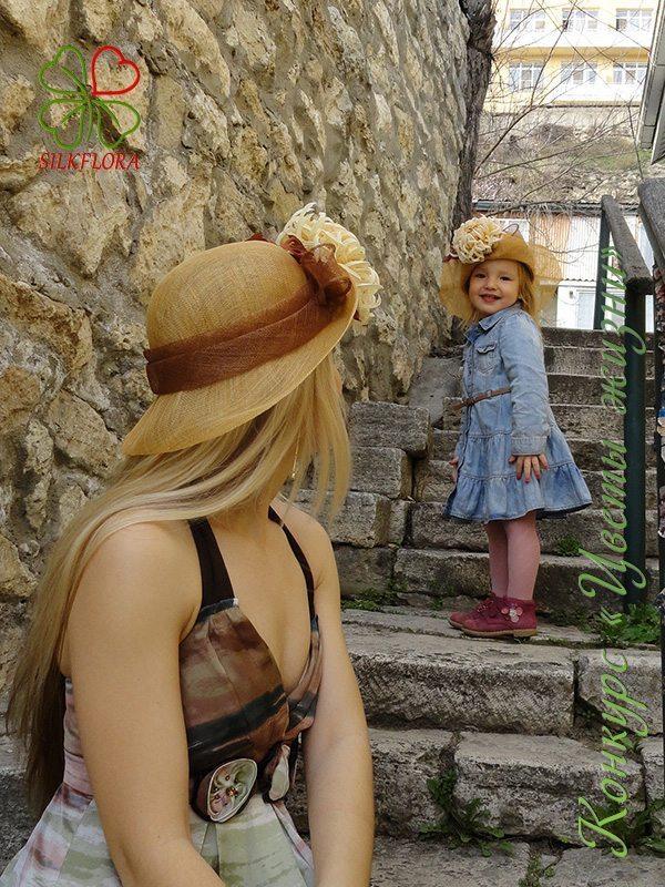 Анна Тулина Комплект шляпок «Миланья»