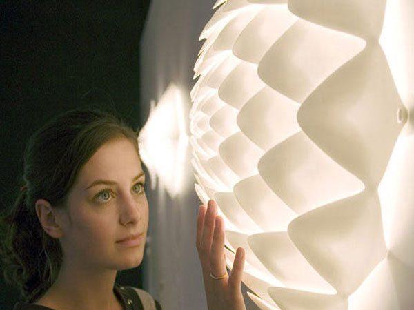 Лампа-георгин