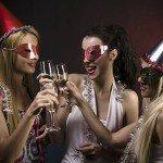 Новый год в школе шелковой флористики SilkFlora