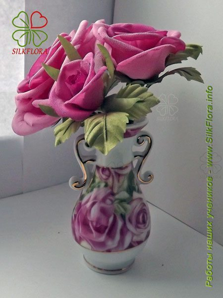 Розочки Екатерины Москвиной
