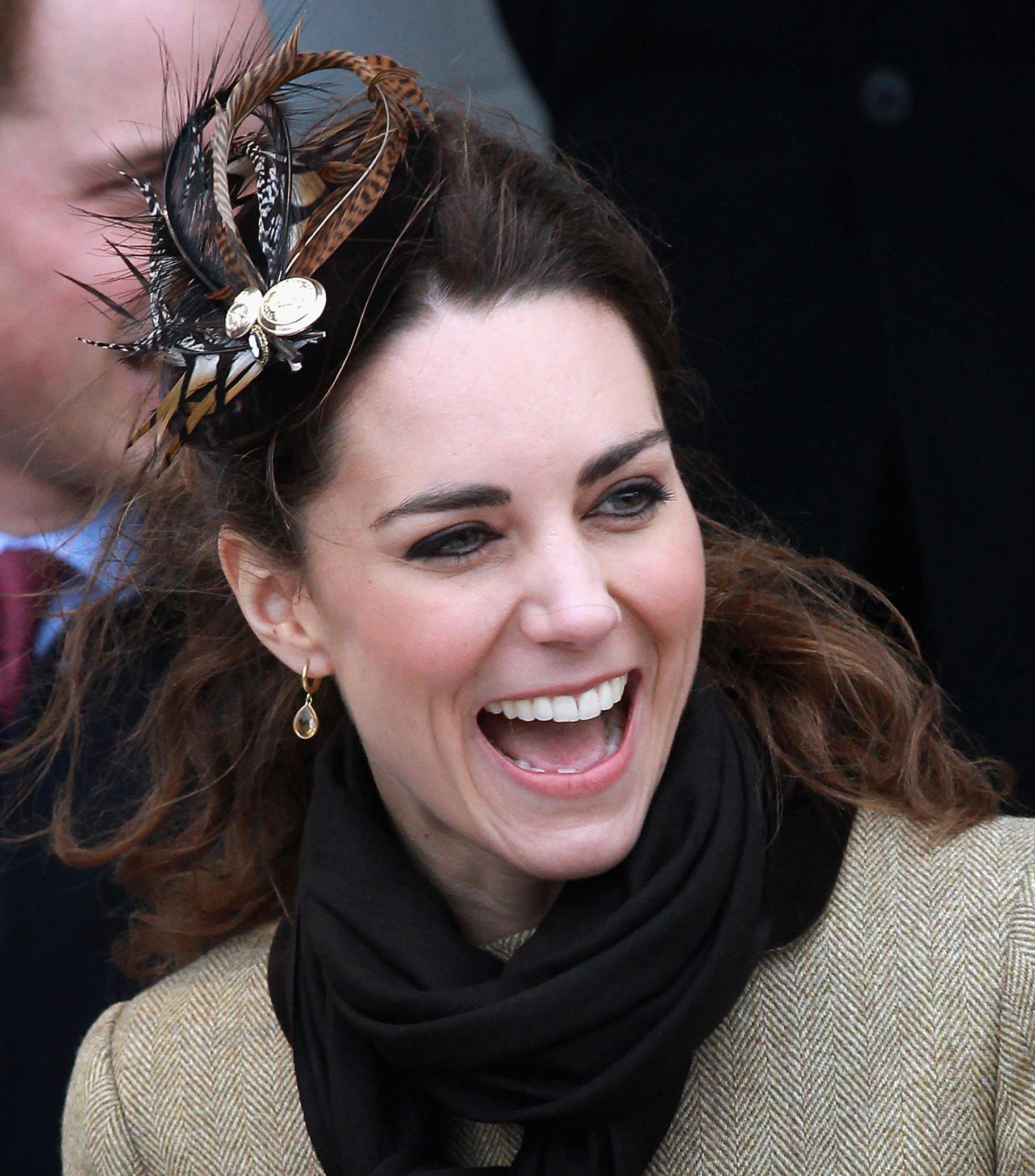 Шляпки от Кейт Мидлтон… Позвольте себе быть принцессой!
