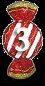 konfetka3 приз от школы шелковой флористики SilkFlora