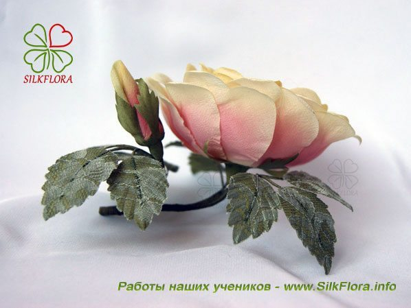 Работа Елены Васильевой