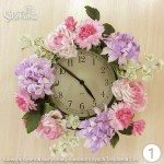 Букет из шелковых цветов - Наталья-Якобсон