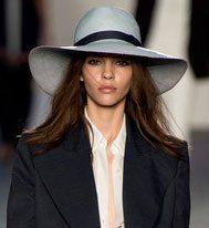 женская шляпа, мода