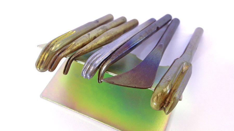 Сравнение ножей для японской техники Tanjobana