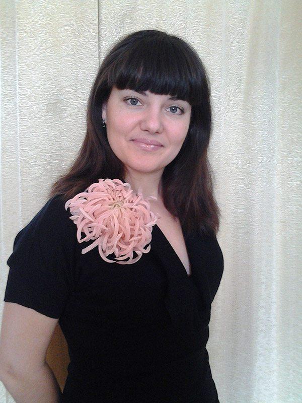 Ученица SilkFlora-info - Анна Тулина