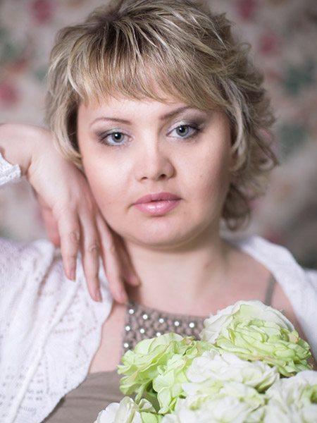 Ученица Silkflora.info - Марина Смородина