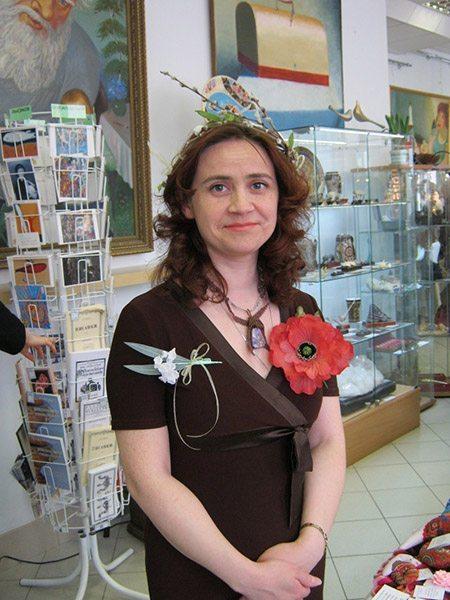 Ученица Silkflora.info - Наталья Щеклеина