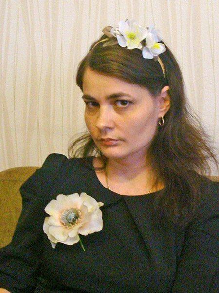 Ученица Silkflora.info - Оксана Ивина