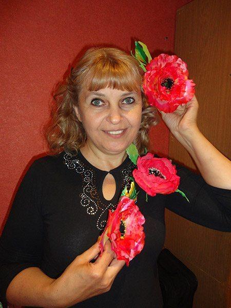 Ученица Silkflora.info - Ольга Канунникова