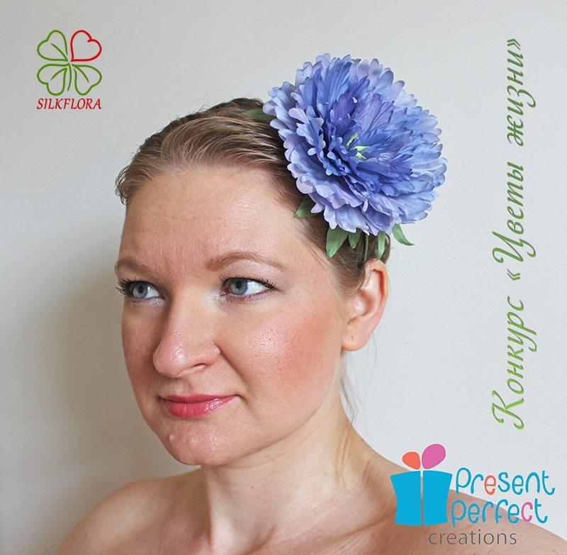 Ученица Silkflora-info - Светлана Фолкнер