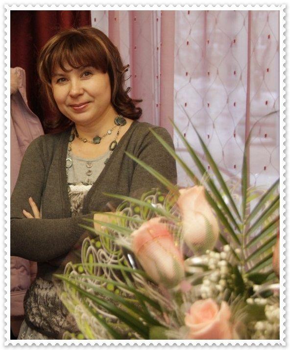 Ученица Silkflora.info - Светлана Семянникова