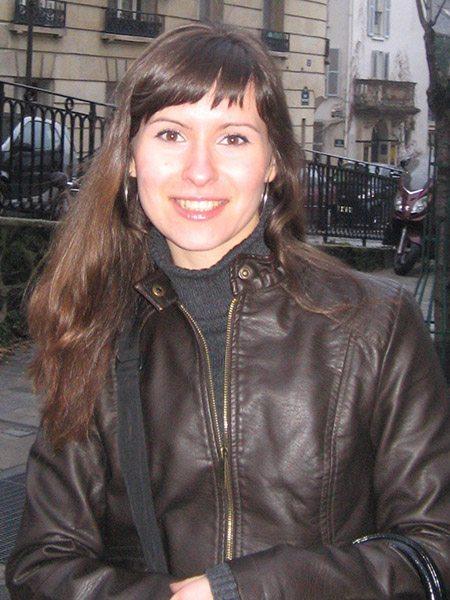 Ученица Silkflora.info - Злата Шимански
