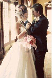 бутоньерка для жениха, букет невесты из шелковых цветов, цветы из ткани в прическу невесты
